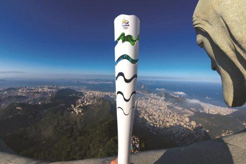 31.07.2015. 1TYG .Tocha Cristo.Rio de Janeiro. BRASIL.