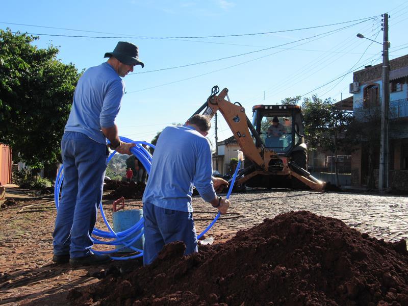 Durante a audiência pública serão debatidos assuntos relacionados a ligação de rede coletoras de esgoto no município