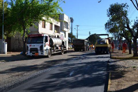 Avenida Rio Grande do Sul (trecho entre a Avenida Getúlio Vargas e a Avenida Venâncio Aires)