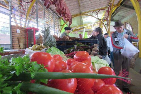 Uma ação de fiscalização surpreendeu a comunidade ao recolher três toneladas de alimentos sem regulamentação no município durante fiscalização no pavilhão de hortifrutigranjeiros em Santo Ângelo
