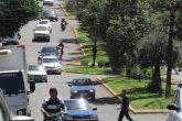 A Lei da Mobilidade Urbana privilegia o transporte não motorizado em detrimento do motorizado e o público coletivo em detrimento do individual motorizado. Santo Ângelo segue a tendência nacional e a frota veicular subiu 78% entre 2005 e 2014