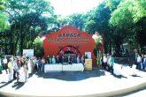 Solenidade foi realizada no Anfiteatro da Praça Leônidas Ribas, no último domingo e reuniu autoridades locais, colaboradores, expositores e a comunidade em geral