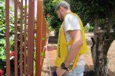Recadastradores realizam medições na zona norte do município de Santo Ângelo