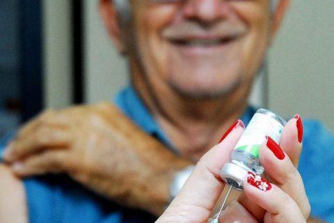 """Campanha de imunização vai até dia 26 de maio. Dia """"D"""" marcado para 13 de maio"""