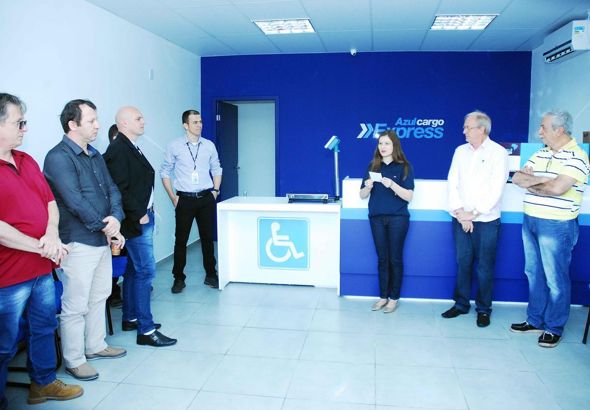 9--Inauguração Azul Express-foto fernando gomes