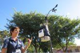 Estação meteorológica da Agronomia da URI