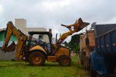 Equipes da Prefeitura Municipal estarão nos bairros Santo Antônio, Rosenthal e São João realizando ações
