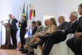 Marx Beltrão fala na solenidade de abertura da Fenamilho