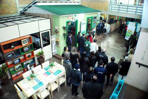 A Mostra tem por finalidade trazer ao conhecimento da população questões ambientais de sustentabilidade, voltada ao reaproveitamento de material como paletes e madeiras de demolição