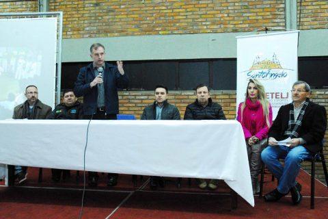 Lançamento do PELC aconteceu no Centro Municipal de Cultura, na última segunda-feira, dia 19