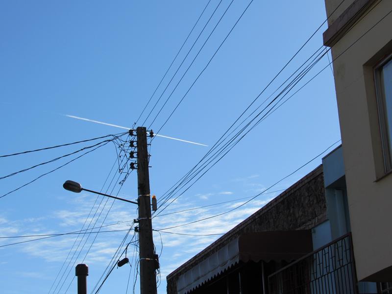 Núvens lineares (2)