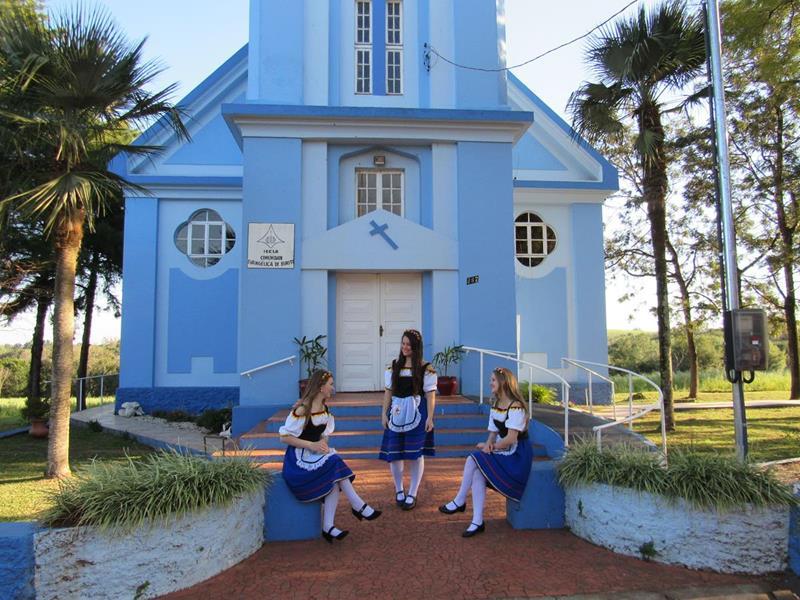 Igreja da Comunidade Evangélica de Confissão Luterana de Buriti