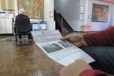 Diego Bortoli procurou atendimento e alterou a metragem comprovando os dados com a documentação do imóvel