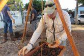 Durante as escavações já foram encontrados restos cerâmicos utilitários, telhas e tijolos do período jesuítico