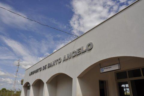 Aeroporto Sepé Tiajarú (2)