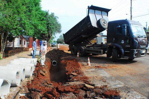 Construção de duas bocas de lobo na Rua Vinte de Setembro, entre a Rua Jacob Kaercher e a Avenida Salgado Filho