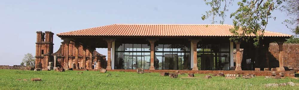 Museu das Missões, em São Miguel das Missões