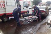 Acidentes de trânsito são uma das ocorrências mais atendidas pelo Samu em Santo Ângelo