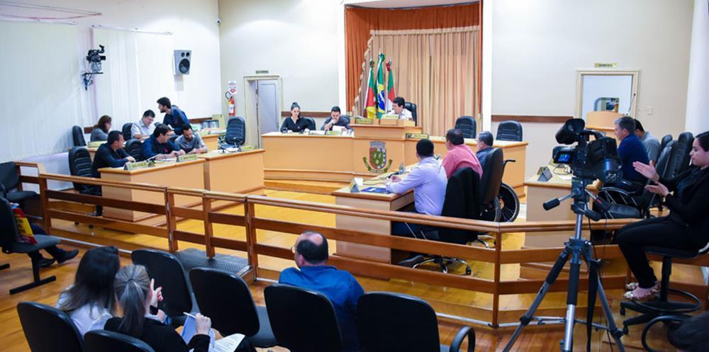 Proposta foi aprovada durante reunião na Câmara de Vereadores