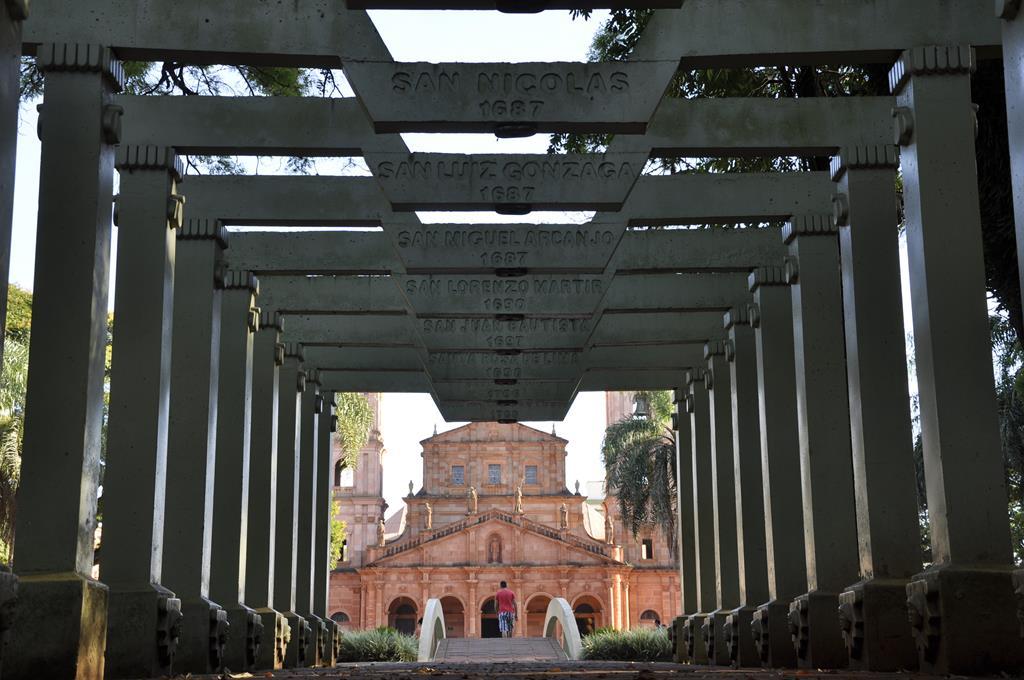 Chegada da caminhada será no Largo da Catedral Angelopolitana