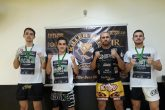 Pedro Morais, Rodrigo Medeiros, Professor Andersen Hees e Kevin Almeida