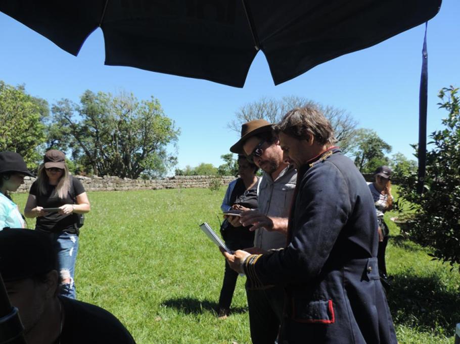 Murilo Rosa é um dos principais atores do longa metragem
