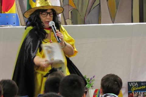 Marimar, A Bruxa Amarela;