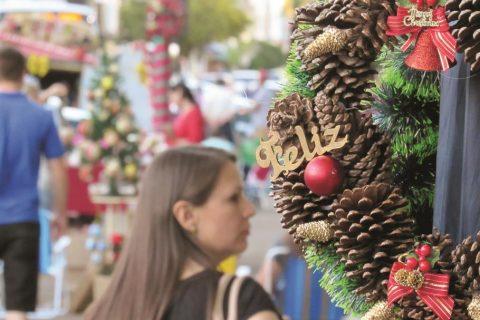 Horário especial tem como objetivo de incrementar as vendas do comércio para o natal
