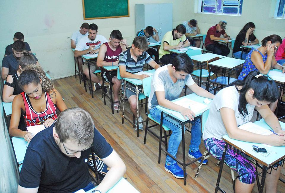 prova será aplicada no dia 9, às 8 horas, nas dependências da EMEF Margarida Pardelhas