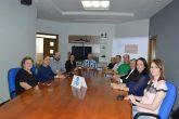 Sala de reuniões no campus da URI Santo Ângelo