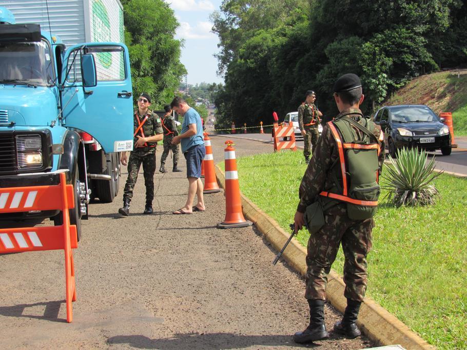 Operação Flornteira Sul do Exército (3)