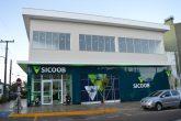 A agência Sicoob de Santo Ângelo está localizada na Rua Andradas, número 960