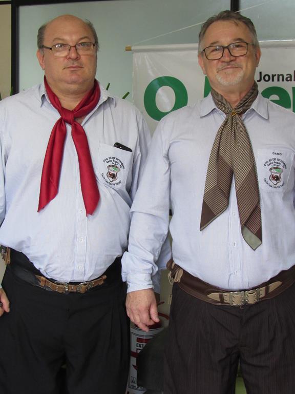 Antonio Luiz Dahmer e Antonio Dario Basso
