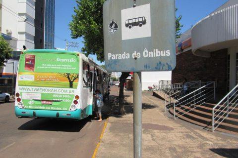 Pontos de ônibus Coletivo urbano - Paradas (9)