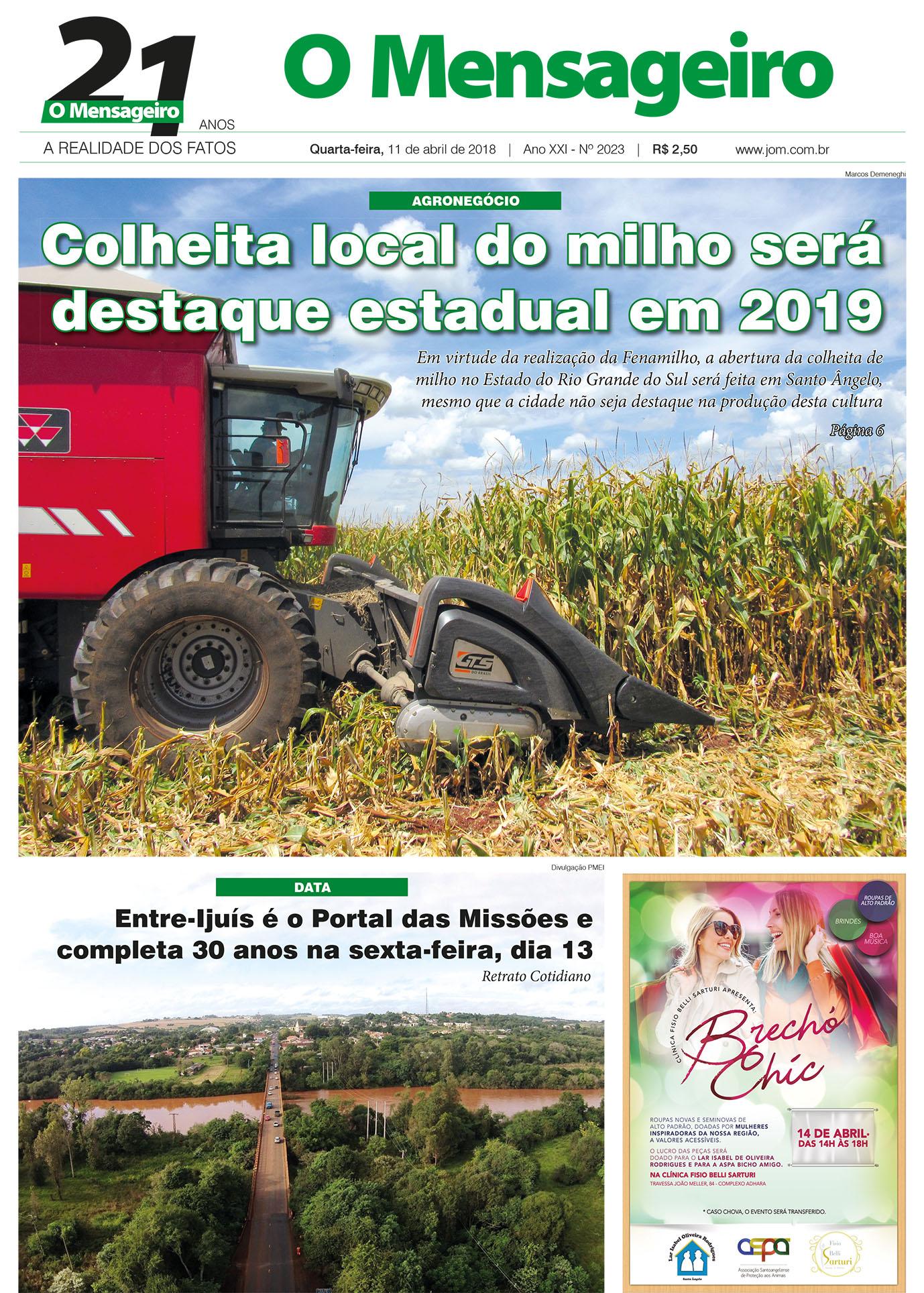 11042017 - O Mensageiro.indd