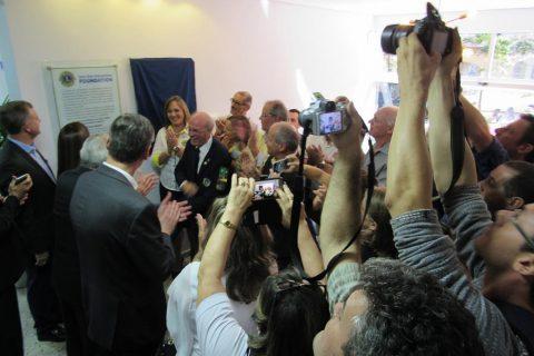 HSA - Inauguração da revitalização da recepção com verba do Lions 03