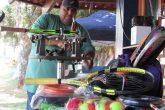Mercosul Open de Tênis - Alberto Barrios Sigalis - Encordoador de Raquetes