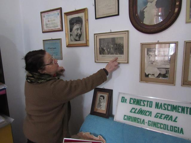 Hospital Nossa Senhora de Lourdes 01 - D. Sandra Suzana Nascimento