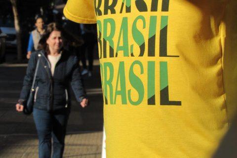 Rotina da cidade durante o jogo da seleção brasileira 02