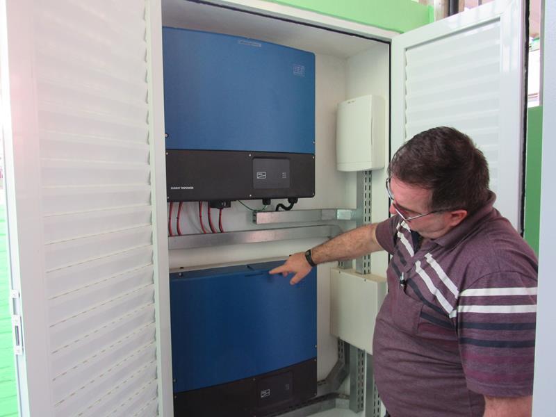 Claudemir Barichello - Geração de energia solar (Copy)