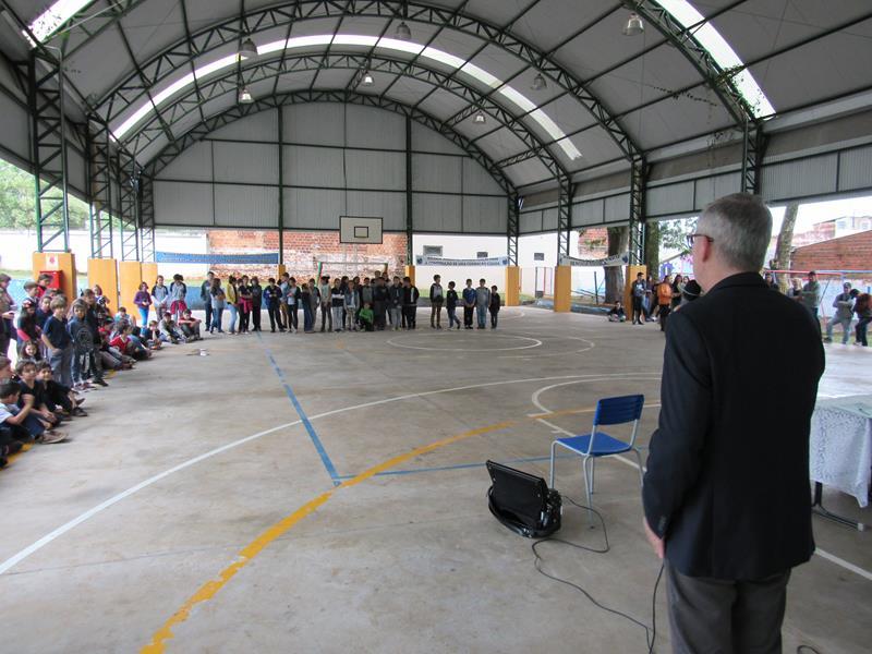 Visita do Secretário de Educação do Estado - Ronaldo Krummenauer (2) (Copy)