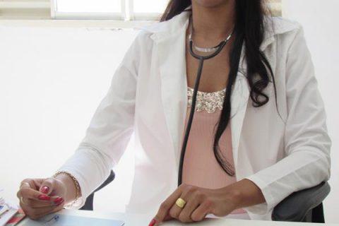 Médica Cubana Kirenia Presibal (Copy)