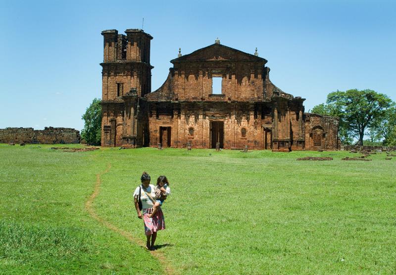 Documentacao das Missoes Jesuiticas no Rio Grande do Sul, para IPHAN