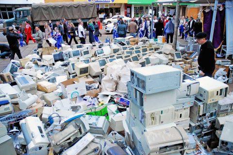 Campanha do lixo eletronico em Santo Angelo-foto FernandoGomes (2) (5) (Copy)