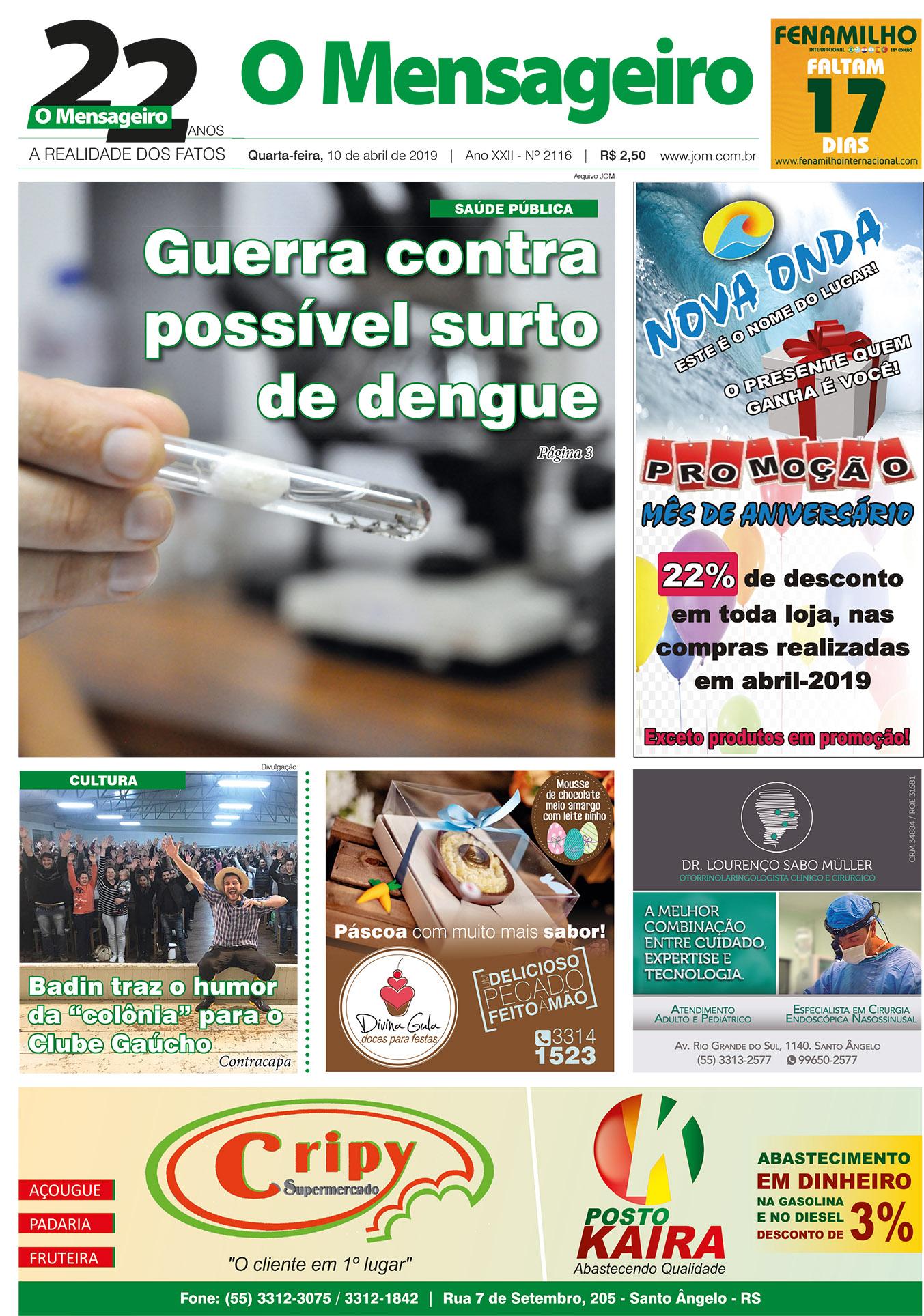 917cb594a Edição-2116-10042019-O-Mensageiro-1-copiar.jpg
