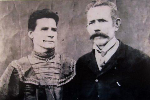 Jakob Schirmer e Anna Wainkrter Schirmer