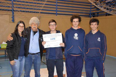 Competição de Estruturas - 1º lugar Escola URI (Copy)
