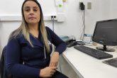 Enfermeira Sheila Steidl explica que há falta de todos os tipos sanguíneos