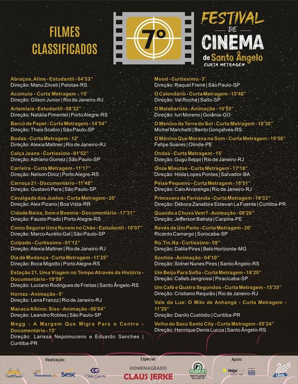 Festival de Cinema Classificados (Copy)