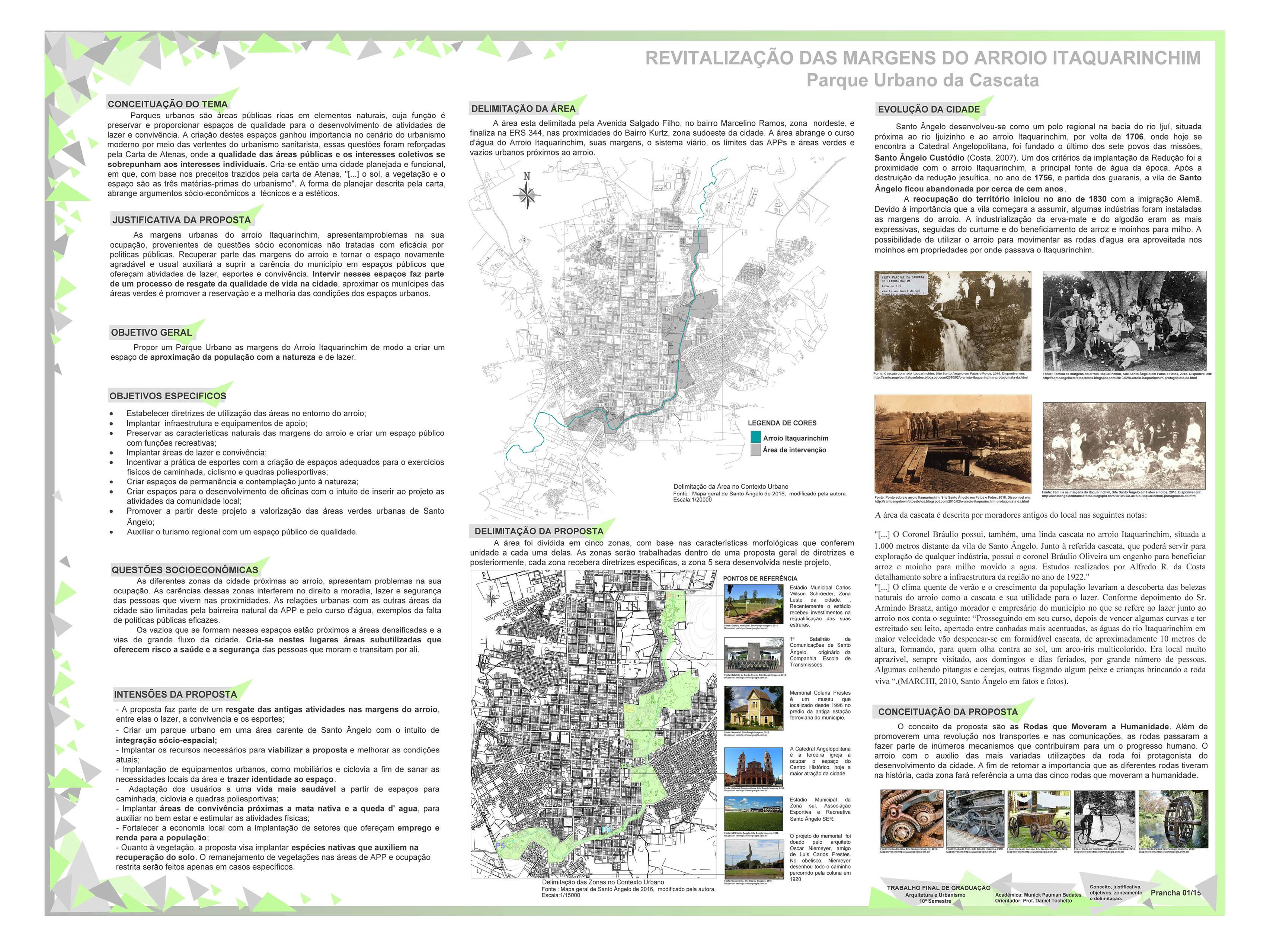 Revitalização das Margens do Arroio Itaquarinchim - Parque Urbano da Cascata (Copy)